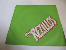 3 Rezillos 45 Singles I Can't Stand My Baby / Top Of The Pops / Where's The Boy?