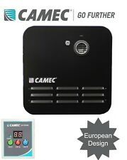 Camec Digital Instantaneous Gas Hot Water Heater - Black Door - Caravan RV - HWS