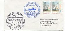 GANOVEX VI Rieber Shipping M/V Polar Queen Victorialand Expedit. Antarctic Cover