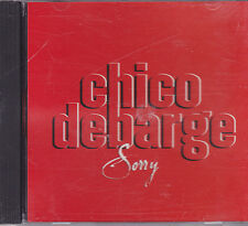 Chico Debarge-Sorry Promo cd maxi single