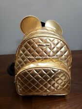 Disney's Mickey Mouse 3-D Quilted Mini Backpack (NEW)