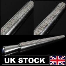 Ring gauge dito Sizer STICK Taglie UK / USA / UE misura Gioielli Gioiellieri