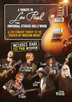Tribute To Les Paul: Live From Universal Studios [New DVD]