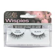 2 x Ardell InvisiBrand Eye Lash DEMI Wispies Black - 65012