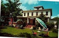 Vintage Postcard - Un-Posted Villa Leona Catskill Mountains New York NY #6367