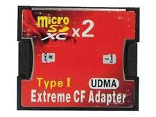 micro SD micro SDHC micro SDXC Kartenadapter auf CompactFlash CF I oder CF II