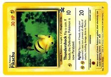 PROMO POKEMON N° 27 BEE PIKACHU  (Ultra Rare)