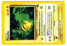 PROMO POKEMON N° 27 BEE PIKACHU  (Ultra Rare)