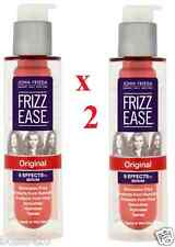 2 x John Frieda Frizz Ease Original Formula Hair Serum 50ml Each