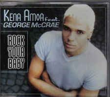 Kena Amoa feat George McCray-Rock your Baby cd maxi single