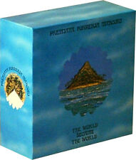 PFM The World Became the World Promo empty Box for Japan Mini LP CD Italian Prog