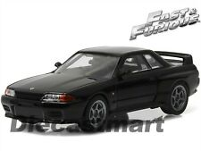 Nissan Skyline Gt-r (r32) 1989 Fast & Furious Greenlight1/43