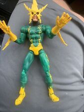 Marvel Legends Toybiz Sinister Six Electro! Rare Tight Joints Smoke Free Home!