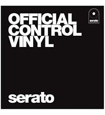 Serato 12-Inch Performance Series Control Vinyl - Black Pack of 2