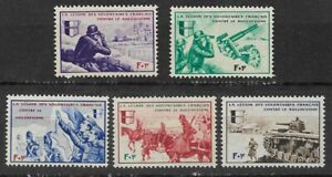 WWII II World War III Reich Germany military use stamps French Legion in Russia