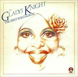 GLADYS KNIGHT The First Solo Album Buddah Records LP BDLP4056