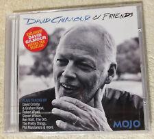 DAVID GILMOUR & FRIENDS ~2015 CD~Mojo~ PinK FloyD+ BeatleS+ OrB+ PrettY Things