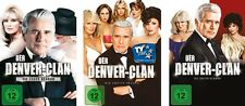 16 DVDs * DER DENVER CLAN - STAFFEL / SEASON 1 - 3 IM SET # NEU OVP +