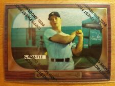MICKEY MANTLE YANKEES 1996 TOPPS FINEST WITH PEEL #5 OF 19 1955 BOWMAN REPRINT