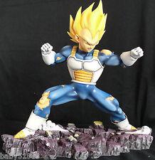 DragonBall Battle model Battle model Super Sanyan GK resin statue toy figures