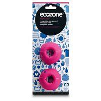 Ecozone Magnoloo Anti-Limescale Toilet Descaler Twin Pack