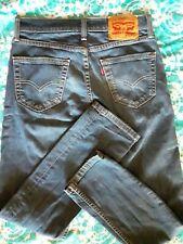 Levi 511 Jeans 29X30 Slim Straight