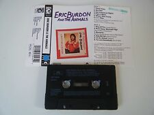 ERIC BURDON AND THE ANIMALS CASSETTE TAPE POLYDOR UK