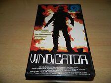 VINDICATOR - guter Cyborg Actioner - Terri Austin - Pam Grier - Erstauflage VHS
