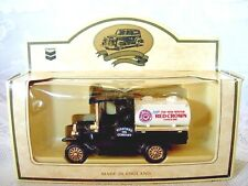 1920 MODEL T FORD TRUCK - Chevron Lledo Diecast Metal Collectible Model