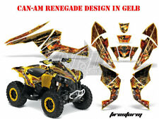 AMR Racing DECORO KIT ATV CAN-AM Renegade, DS 250, DS 450, DS 650 Firestorm B