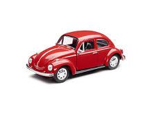 original VW Juguete Escarabajo Rojo con función Marcha Atrás LXB 12x4cm