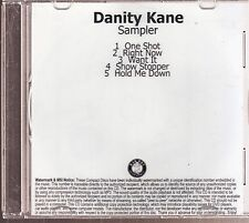 danity kane sampler  cd limited edition