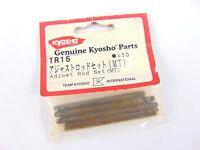 Genuine Kyosho Parts TR15 Adjust Rod Set (MT) - RC SPARES