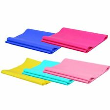 Elastic GYM Pilates Sports Yoga Band Rubber Strap Exercise Equipment Stretch