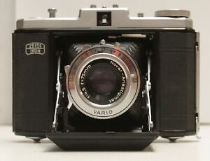 Zeiss Ikon Nettar 120 Film Folding Camera with 75mm f/4.5 Lens