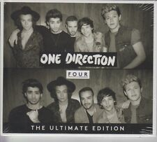 One Direction Four CD The Ultimate Edition 2014