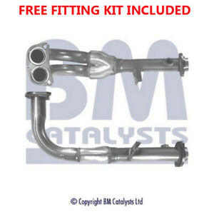 Fit with HONDA CR-V Exhaust Fr Down Pipe 70128 2.0 (Fitting Kit Included)