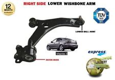 FOR MAZDA 3 1.4 1.6 2.0 2003-2008 1X FRONT RIGHT LOWER WISHBONE SUSPENSION ARM
