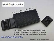 1972 Ford Truck Rear Sliding Window Latch - Original Equipment SouthCo Latch :)