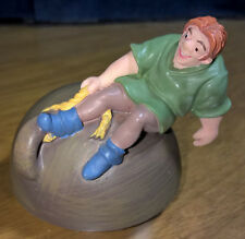 HUNCHBACK OF NOTRE DAME ~ DISNEY ~ LENOX ~ HE CAME IN LIKE A WRECKING BALL!