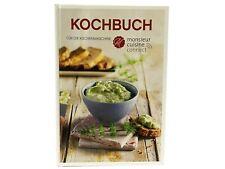 Rezeptbuch Monsieur Cuisine Connect Kochbuch Rezepte für Küchenmaschine SKMC1200