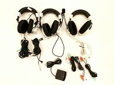 LOT OF 3 (2)Turtle Beach Ear force X11 XBox and (1) X31 Headset UNTESTED
