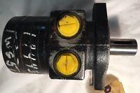 ALTEC PARKER HYDRAULIC MOTOR  # 354-40018  D/C  002-08 Round, Keyed Shaft