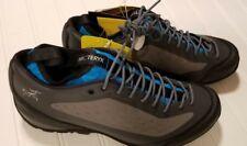 Brand New Women's Arcteryx Alpha FL Hiking Shoes Size 7 Graphite/Blue  MSRP-$200
