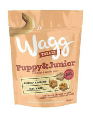 Wagg Puppy and Junior Treats 120g DCSE 7 - 723091