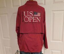Vintage 2010 U.S. OPEN PEBBLE BEACH USA Golf JACKET COAT Championship Men's XXL