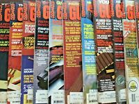 c. 1977 VINTAGE GUNS & AMMO Magazine - COMPLETE SET- 12 ISSUES-HTF!