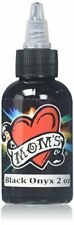 Bestselling Tattoo Ink to Ensure Great Coloration - Black Onyx (2oz)