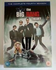 The Big Bang Theory - Season 4 - DVD - New