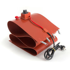 3000W Adjustable Silicon Rubber Band Heater For Metal Oil Drum Heating 30~150℃